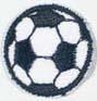 Textilmärke Fotboll
