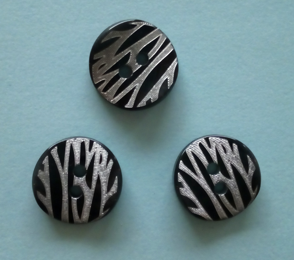 Animal Zebra 16 mm