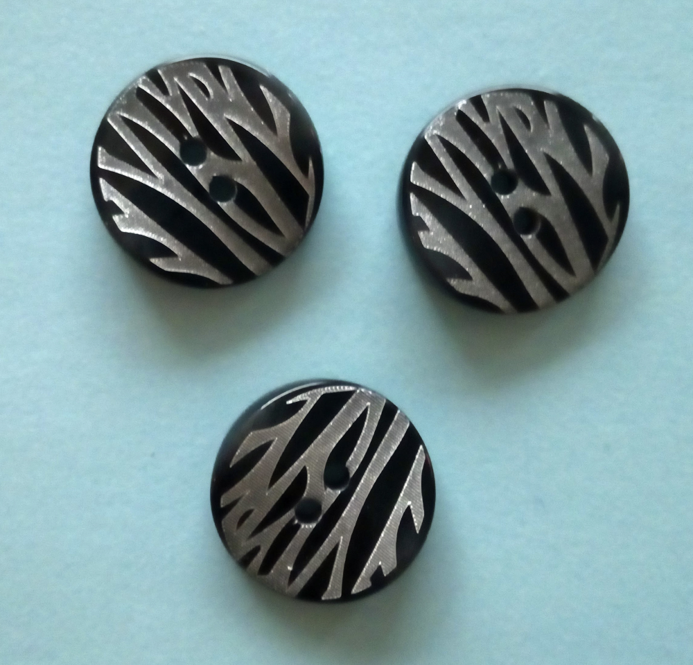 Animal Zebra 20 mm