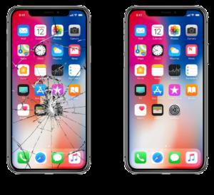 Iphone 8+ skärmbyte