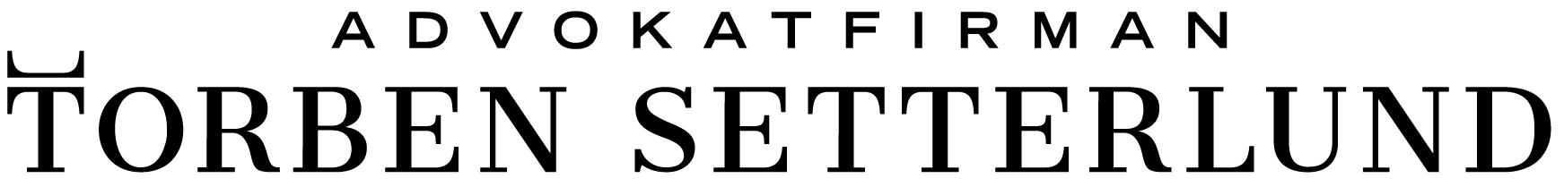 Torben Setterlund Logo Svart