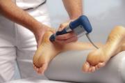 Stötvågsbehandling bra mot hälsporre & plantarfasciit