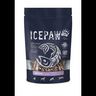 Snacks Sprats 125g - icepaw-snack-sprat
