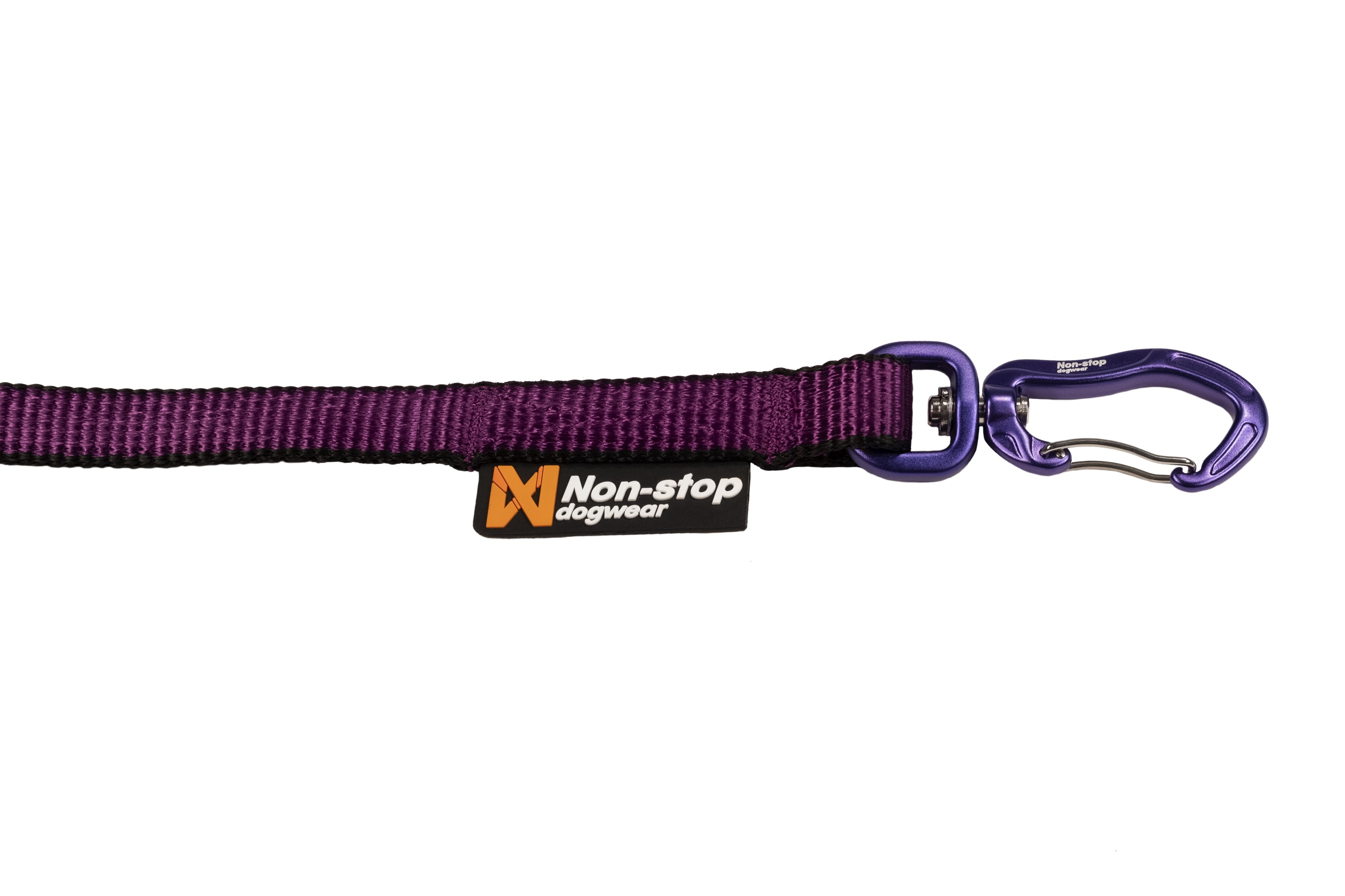 Purple Rock Leash 2