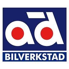 AD Bilverkstad - Logotype