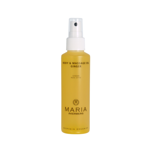 Body & Massage Oil Ginger 125 ml