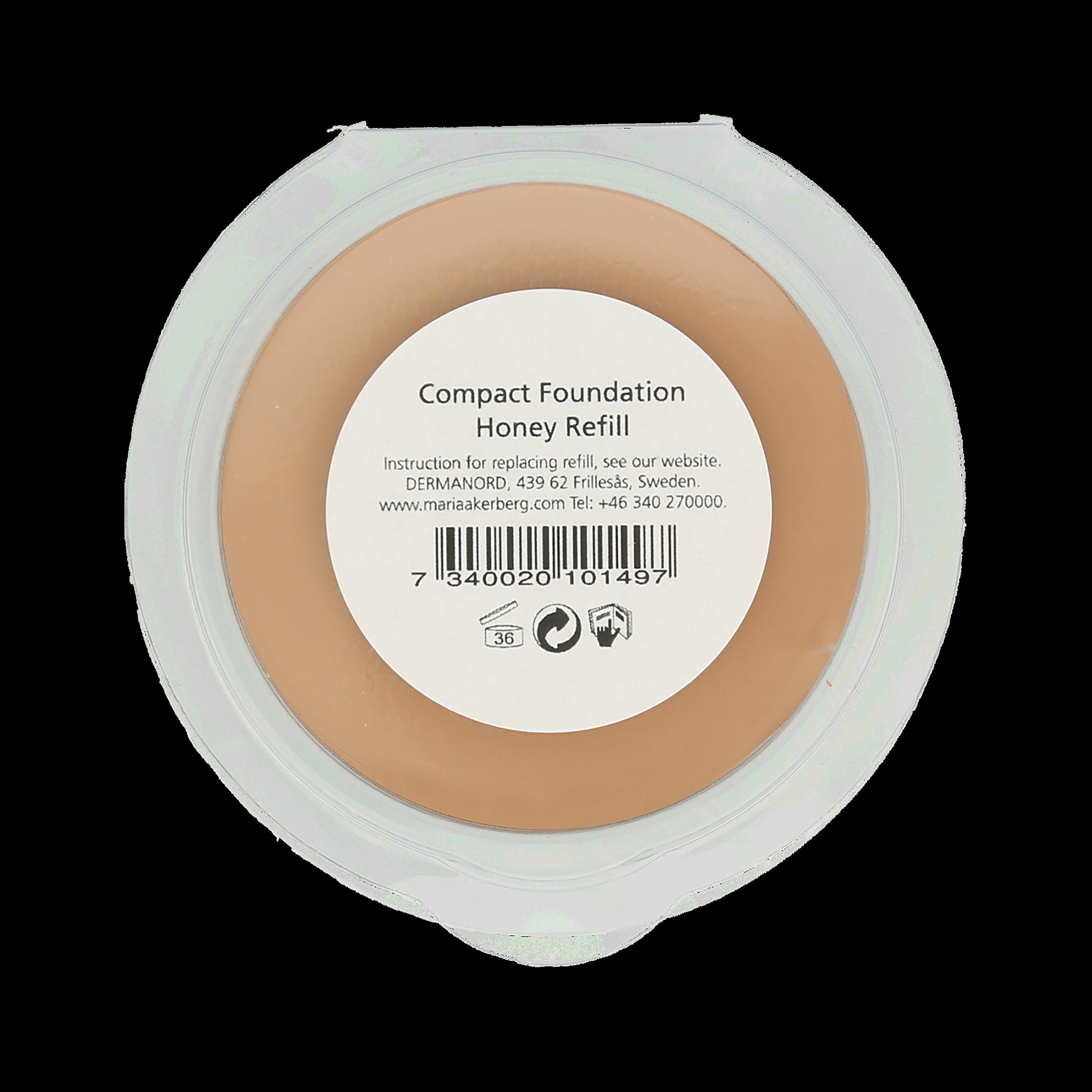 Compact Foundation Honey Refill