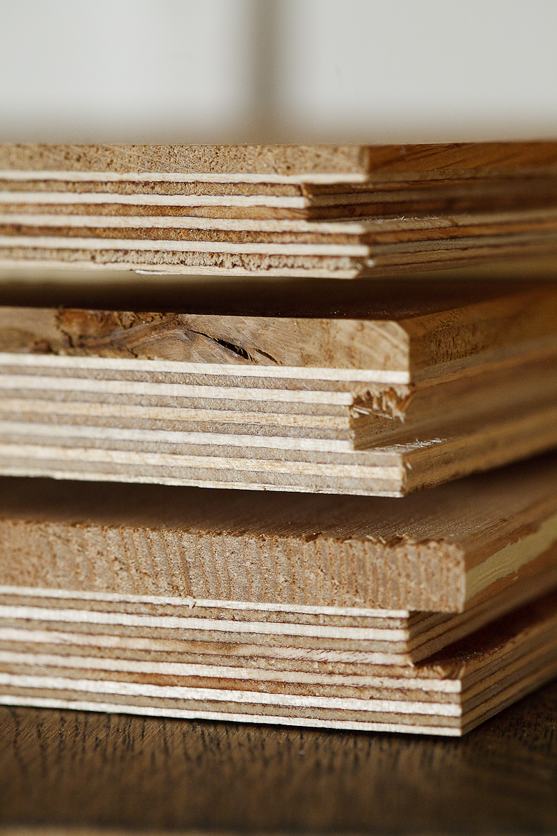 Plankgolv i ek och ask : torkat trägolv : Inredning