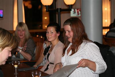 Anneli, Liisa, Rebecca and Helena