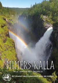 Mimers Källa (medlemstidning) - Mimers Källa nr 44 (sommar 2021)