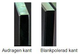Strålande Spegelglas - Pris 490 kr/kvm - Spegelglas 4 eller 6 mm. MZ-43