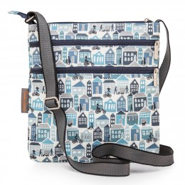 Väska - Väska NJ Houses blå