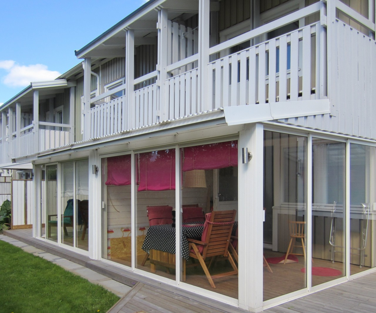 Uteplatser och Balkonger   Välkommen till Brf Snipan : bygga balkong ritning : Inredning