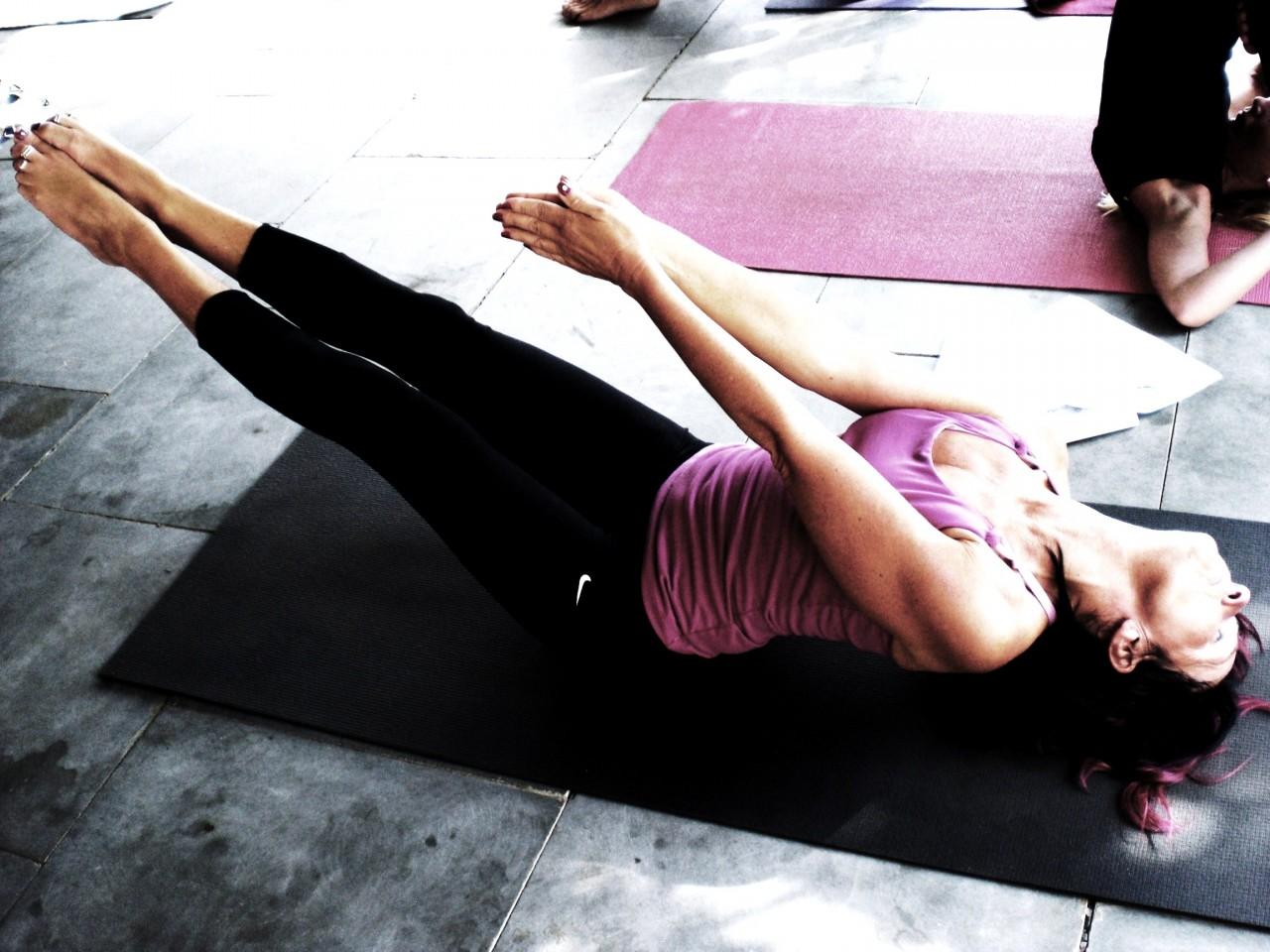 ashtanga yoga karlskoga