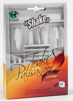 Teak & Rosenträd doftpåsar - för fräscha kläder