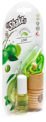 Lime doftolja - för ökat fokus och koncentration