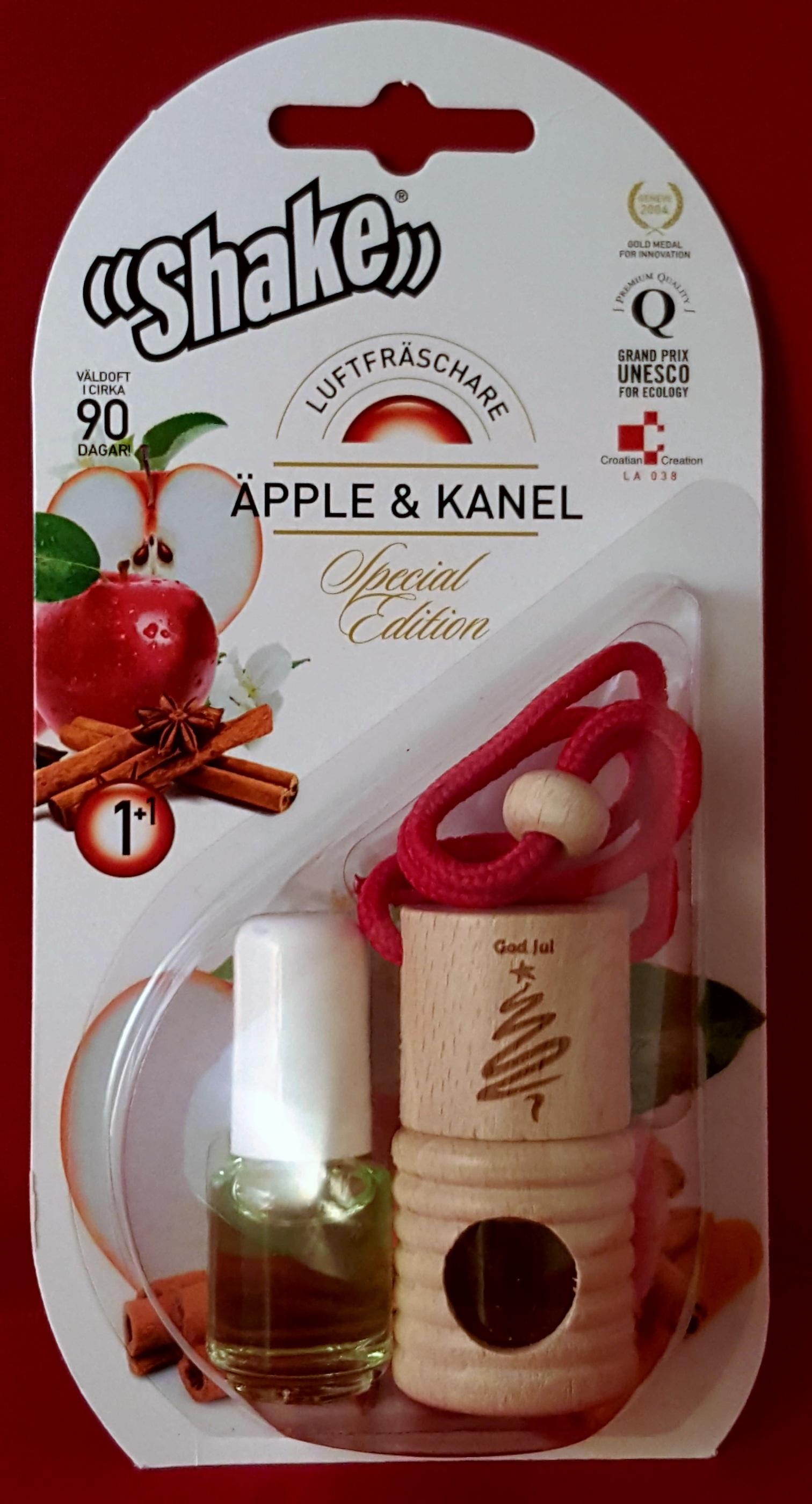 god jul äpple & kanel
