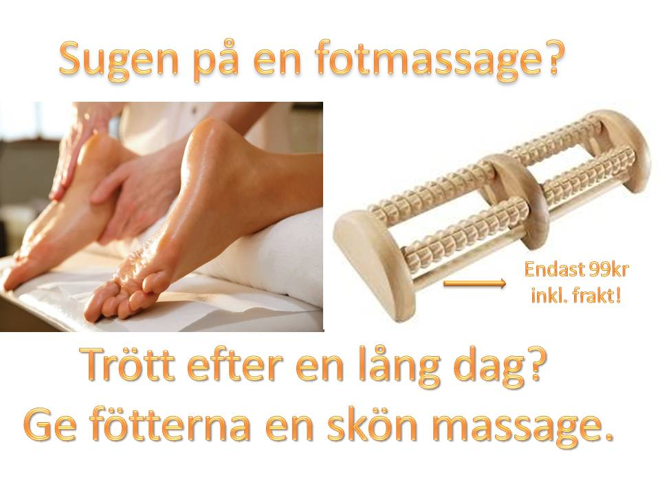 fotmassager