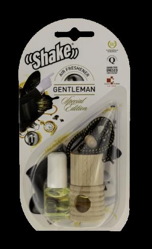 Doftolja Gentleman - en trygg och manlig doft
