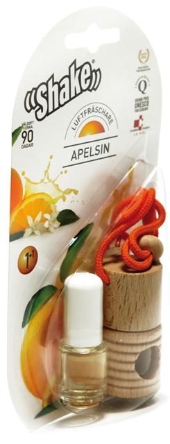 Apelsin - naturligt uppiggande - förknippas med jul