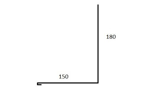väggbeslag 180