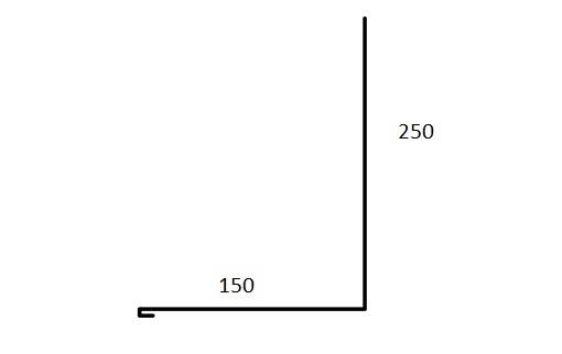 väggbeslag 250