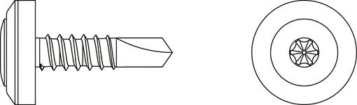 plannja-drill-screw-4-8x23-Torx-312001-drawing