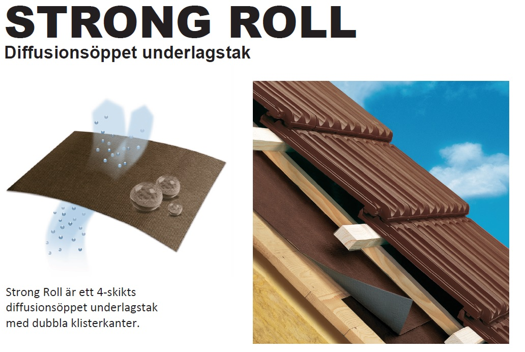 Strong roll