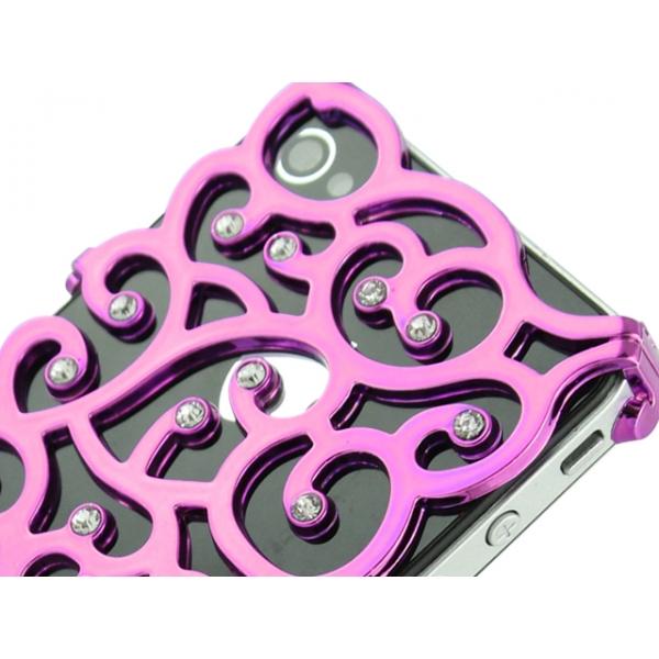 iphone-4-4s-allure-diamant-skal-rosa1