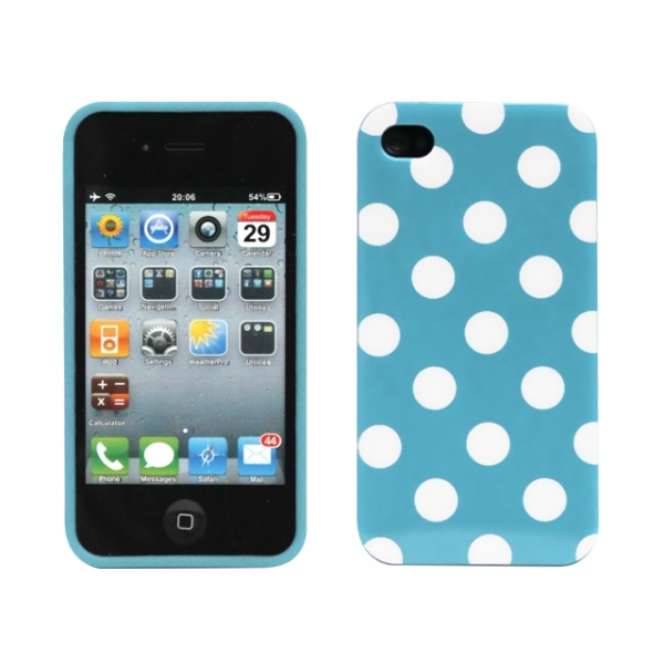 iphone-4-4s-polka-skal-bla-vita-prickar