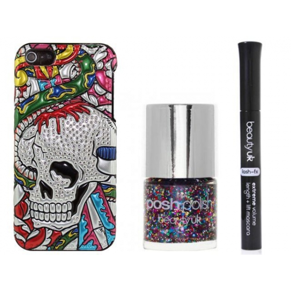 aa-iphone-5-3d-glitz-beautyuk-gavoset-rock-skull-skalintergalactic-nagellacksvart-mascara1