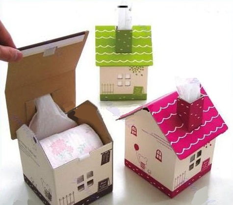 chipboard-house-typefolding-tissue-roll-paper