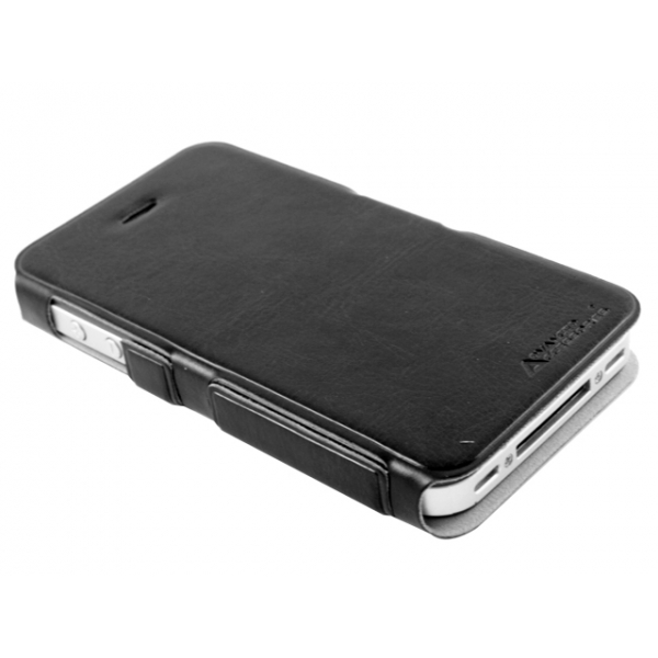 aa-iphone-44s-ultra-slim-folio-premium-booklet-flip-fodral-svart2