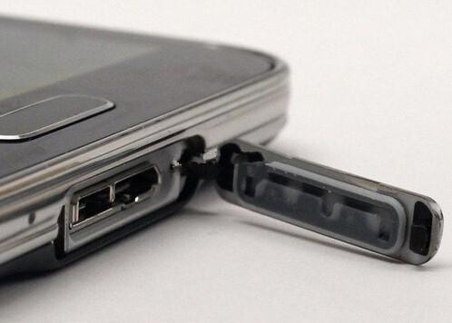 SKYDD TILL GALAXY S5 USB-PORT