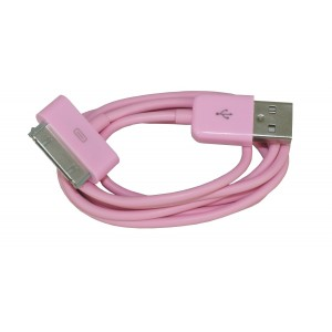 USB-KABEL -  TILL IPHONE 4, 4s