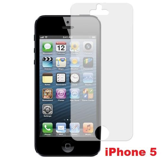 Skyddsfilm iphone 5
