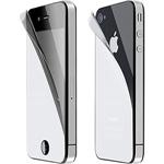 SPEGEL SKYDDSFILM TILL IPHONE 4, 4s (FRONT+BAK)