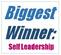 3. BiggestWinner:Self Leadership - Dotter + Förälder (14-15/11, dagpaket&Spa + 90 dagar, 3 600 kr P.P.)