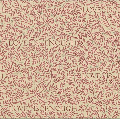 Love is enough Röd L