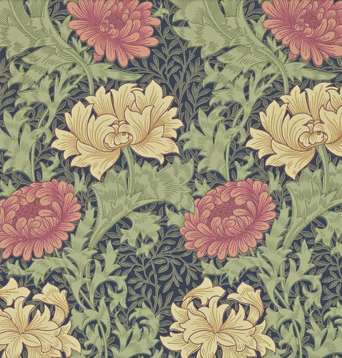 Chrysanthemum Röd S