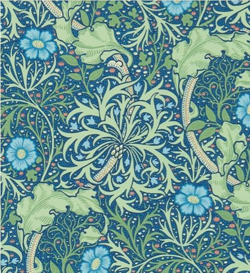 Seaweed Blåblå L