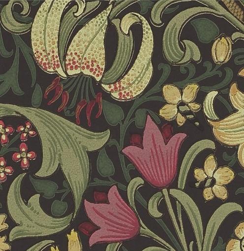 Golden Lily Mörkgrön L