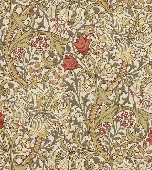 Golden Lily RödGrön S
