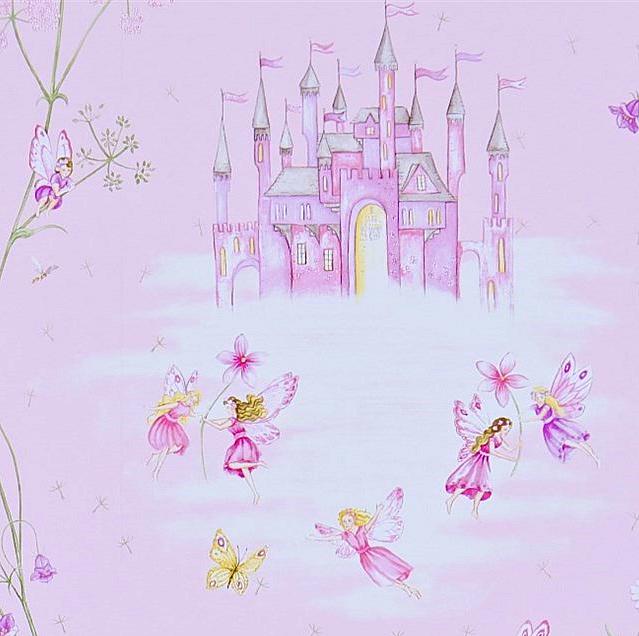 Fairy Castle Rosa L