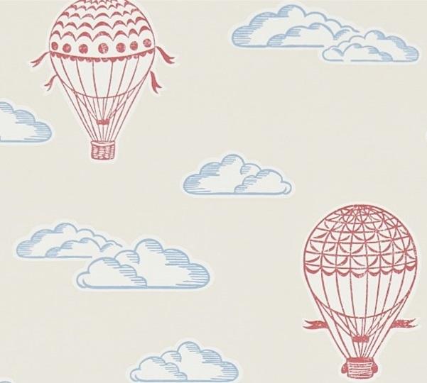 Ballons Beige L