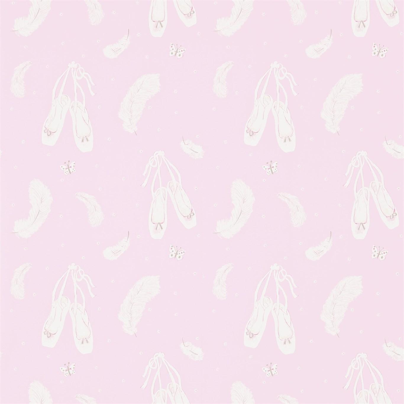 Ballet Shoes Rosa