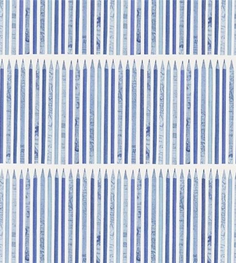 Scribbler Blå L