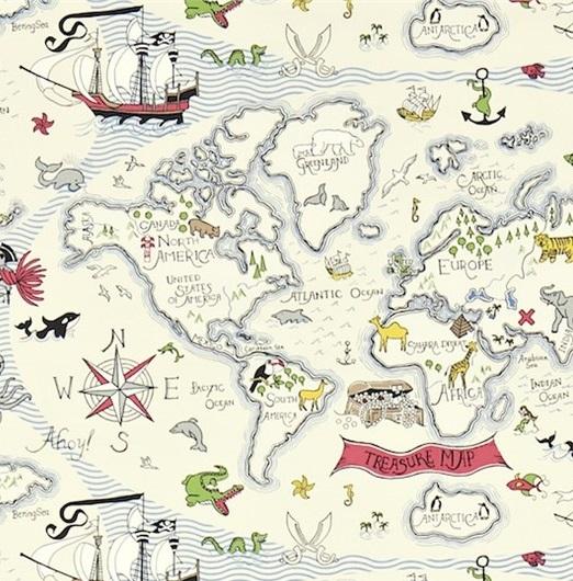 Treasure Map Vit L