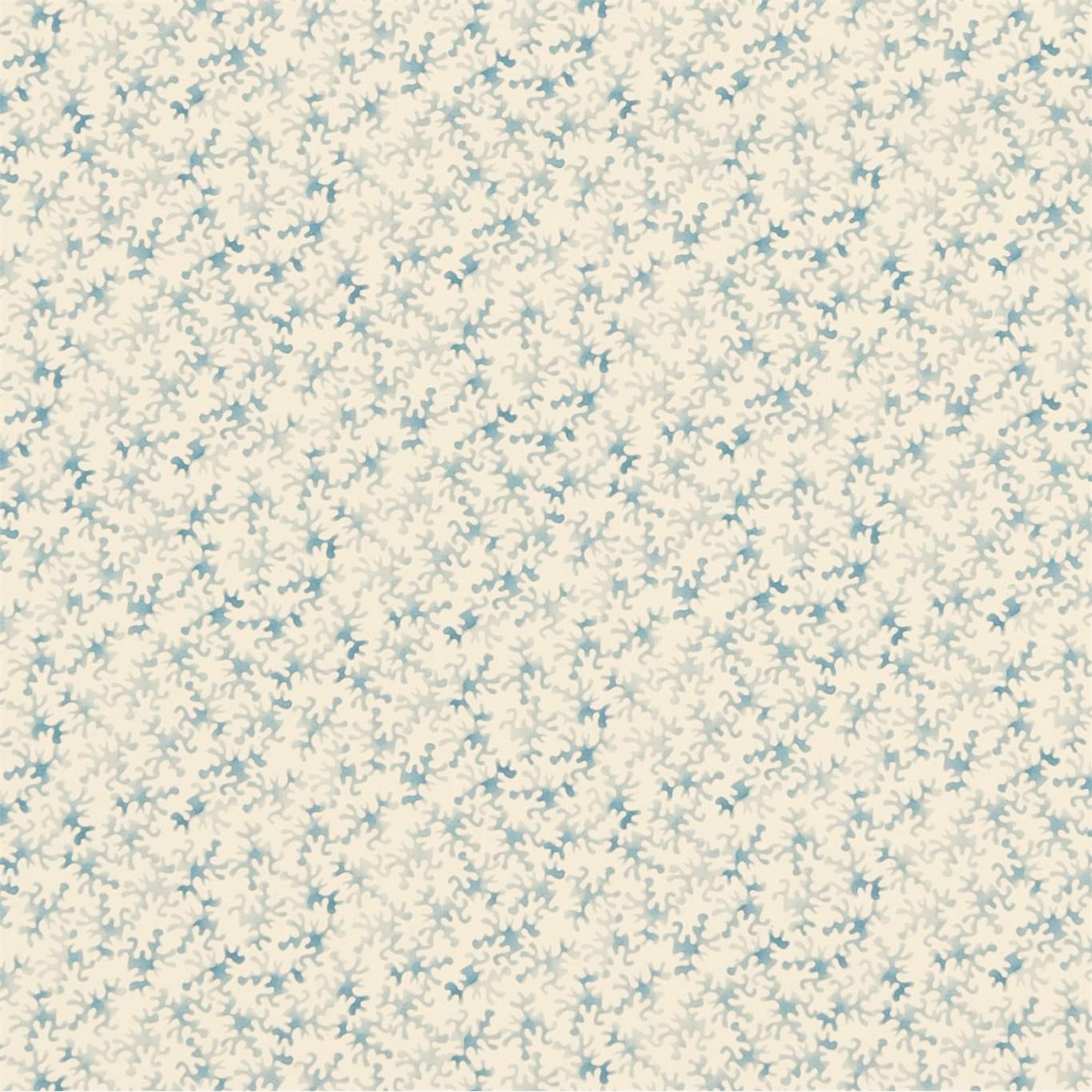EB Tyg Coral Ljusblå