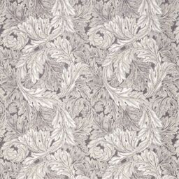 Tyg Pure William Morris - Acanthus Weave - Tyg Pure William Morris - Acanthus Weave Grey